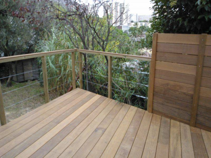 Lames de Terrasse pour extérieur  Vente de bois de construction dans